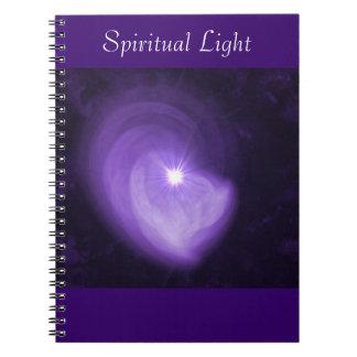 Spiritual Light Notebook
