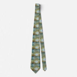 Spiritual neck tie