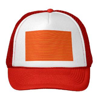 Spiritual Orange : Add GREETING Text or buy plain Trucker Hat