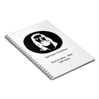 Spiritual Visitation - Spiral Notebooks