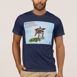 Spiritual Warrior Conqueror T-Shirt
