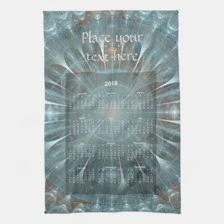 Spiritual Window - 2018 Tea Towel
