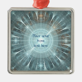 Spiritual Window Christmas Ornament