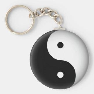 Spiritual Yin Yang Key chain
