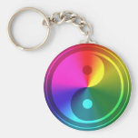 Spiritual Yin Yang - Rainbow Design