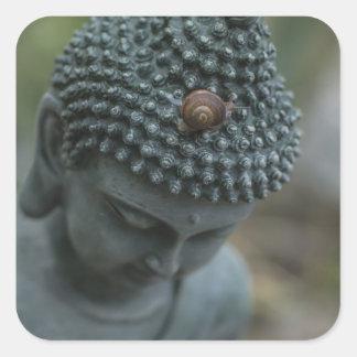 Spiritual Zen Enlightenment Buddha Sticker