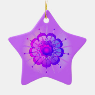 SpiritualSunshine95 Ceramic Star Decoration