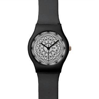 SPIRO | 12 point geometric pattern Watch