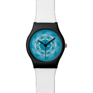 SPIRO | circular geometric pattern Watch