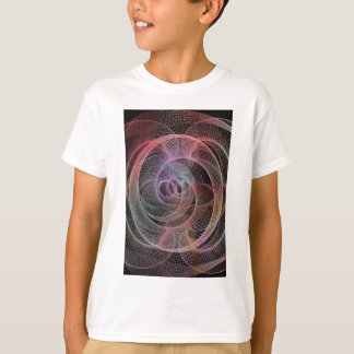 Spirograph Designs. T-Shirt