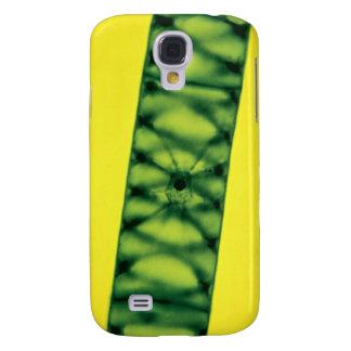 Spirogyra Green Algae Galaxy S4 Case