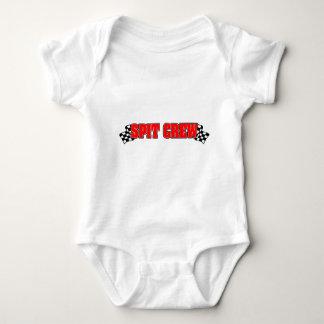 Spit Crew Baby Bodysuit