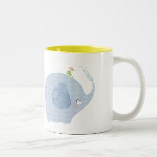 Spiteful Parrot Cute Mug