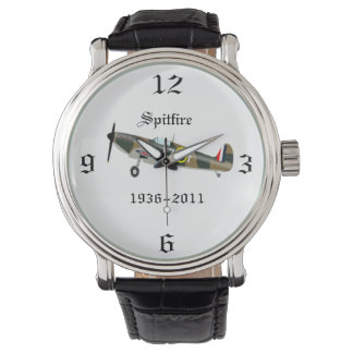 SPITFIRE 75TH ANNIVERSARY GENTS VINTAGESTYLE WATCH