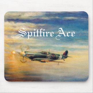 Spitfire Ace Mouse Pads