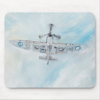 SPITFIRE. 'Ace Of Spades'. 2014. Mouse Mat