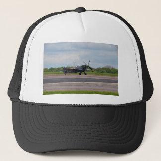 Spitfire After Landing Trucker Hat