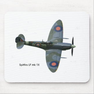 Spitfire Aircraft image for Mouse-pad Mouse Mat