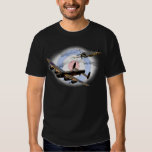 Spitfire and Lancaster Shirts