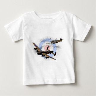 Spitfire and Lancaster Shirt