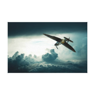 Spitfire and Leander Canvas Print