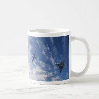 Spitfire and Typhoon, Grace and Power Coffee Mug