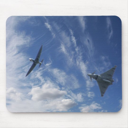 Spitfire and Typhoon Mouse Pad