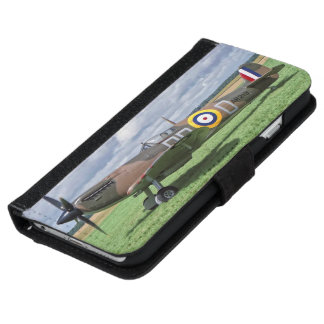 Spitfire AR213 iPhone 6 Wallet Case