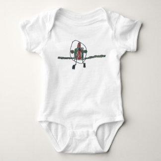 Spitfire Baby Jersey Bodysuit