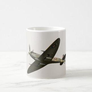 Spitfire - Best of British Basic White Mug