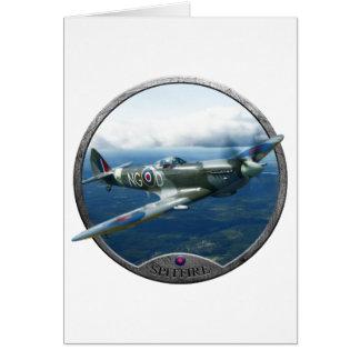 Spitfire Card
