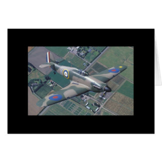 SPITFIRE GREETING CARDS