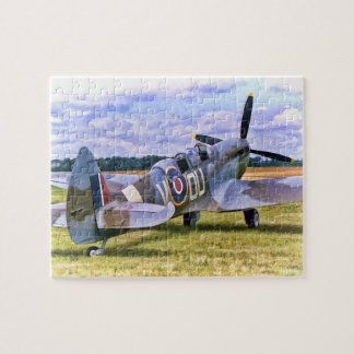 Spitfire Jigsaw Puzzle