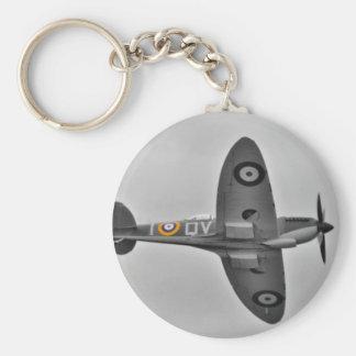 Spitfire Key Ring