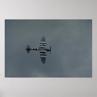 Spitfire LFIXe Poster