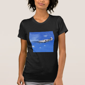 Spitfire Mk7 Fighter Plane T-Shirt