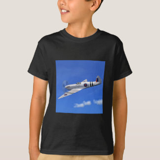 Spitfire Mk7 Fighter Plane T-Shirt