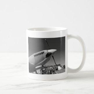 Spitfire Mk 1A Coffee Mug