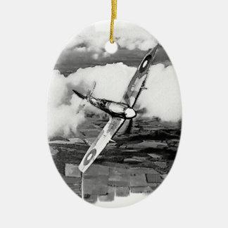 Spitfire Ornament