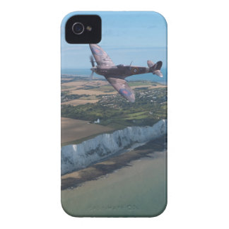 Spitfire over England iPhone 4 Cover