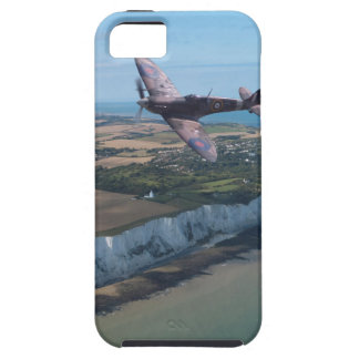 Spitfire over England iPhone 5 Cover