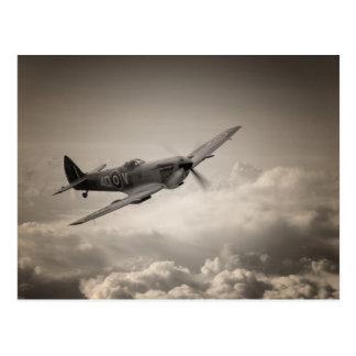 Spitfire Patrol Postcards