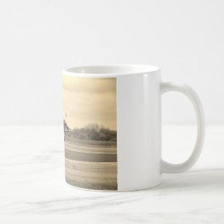 Spitfire Sepiatone Coffee Mug
