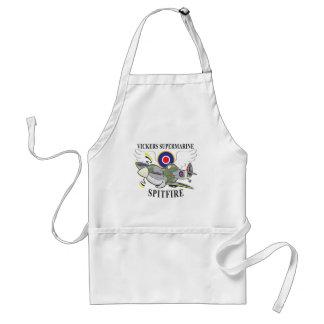 spitfire standard apron