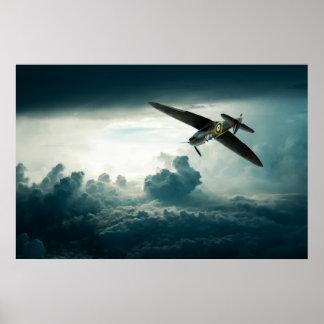 Spitfire Storm Poster