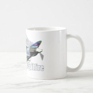 Spitfire Supermarine Coffee Mug