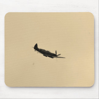 Spitfire Trainer In Flight Mouse Mat