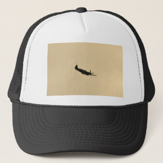 Spitfire Trainer In Flight Trucker Hat