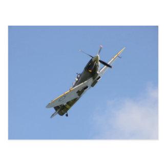 Spitfire Trainer Postcards