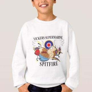 spitfire tropical version sweatshirt